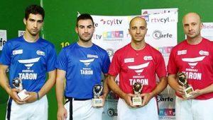 Finales Gran Premio RTVCyL pelota a mano