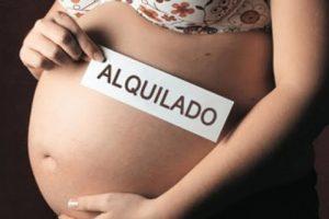 GESTACIÓN SUBROGADA O ALQUILER DE VIENTRES