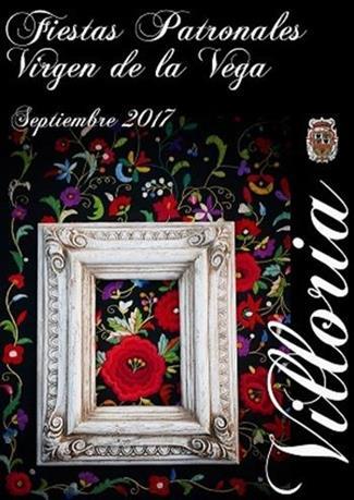 PROGRAMA DE FIESTAS DE VILLORIA. SEPTIEMBRE 2017