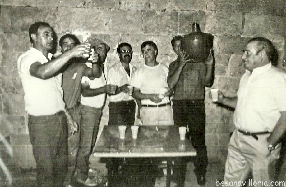 1988 Septiembre. Cena de la vaca (3)