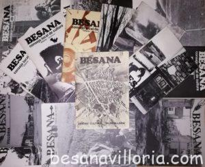 Revistas Besana Antiguas.